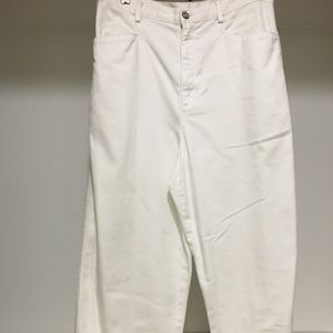 Liz Claiborne Liz sport white pants